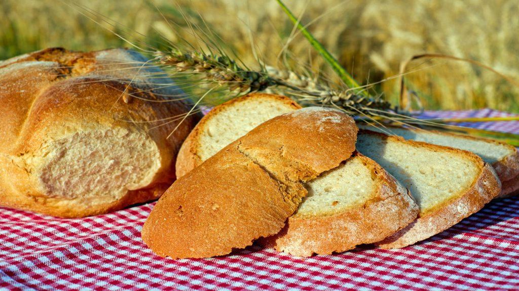 El papel fundamental del pan en nuestra salud.1920