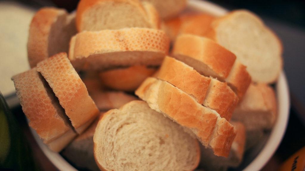 Congelar el pan de forma correcta1920